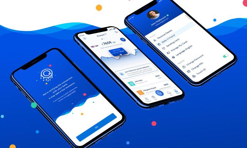 GroupBWT - Instant money transfers mobile app