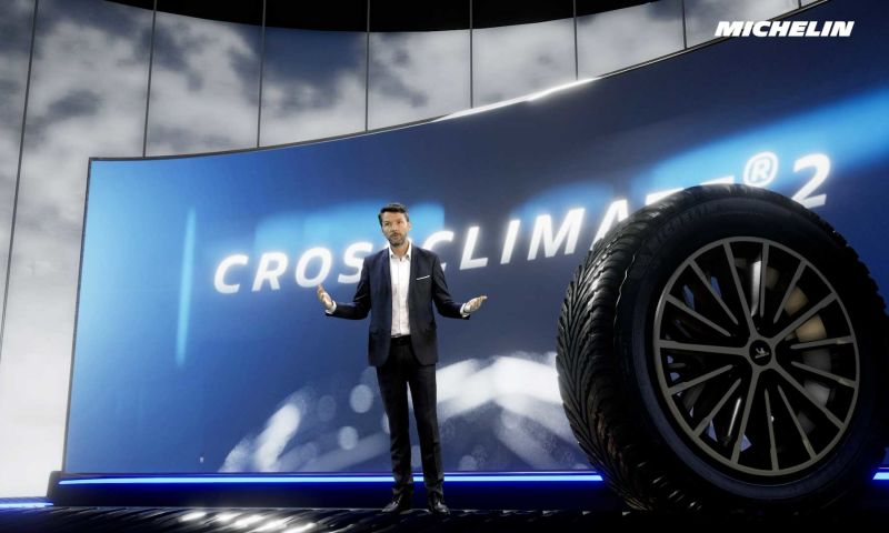 NEXT/NOW™ - Michelin Cross Climate 2 Virtual Product Launch