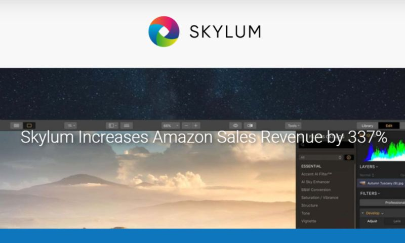 OperationROI - Skylum Increases Amazon Sales Revenue by 337%