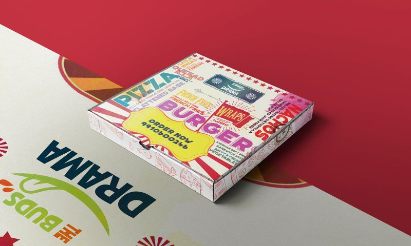 Chordya - Package Design for The Buds Drama