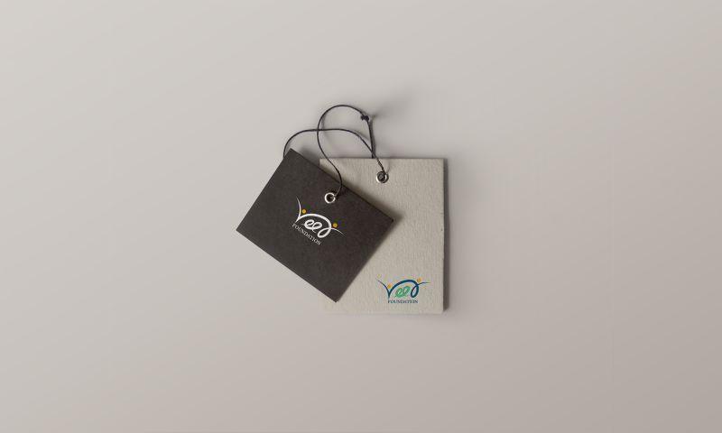 Chordya - Logo Designed for The Veer Foundation