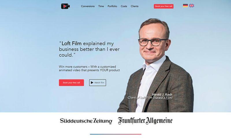 Udevv Digital - LoftFilm