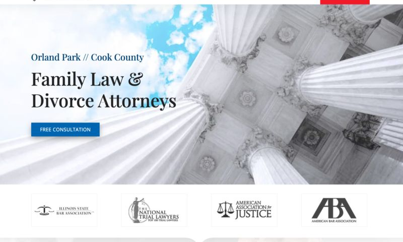 GoEngine - Family Law Firm Website