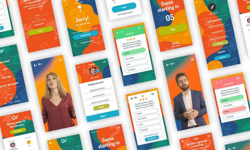 Agile Digital Agency - Quizvideo