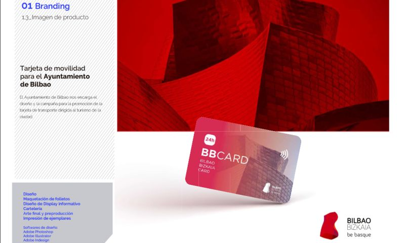 OCR Branding & Digital Agency - BILBAO CITY HALL
