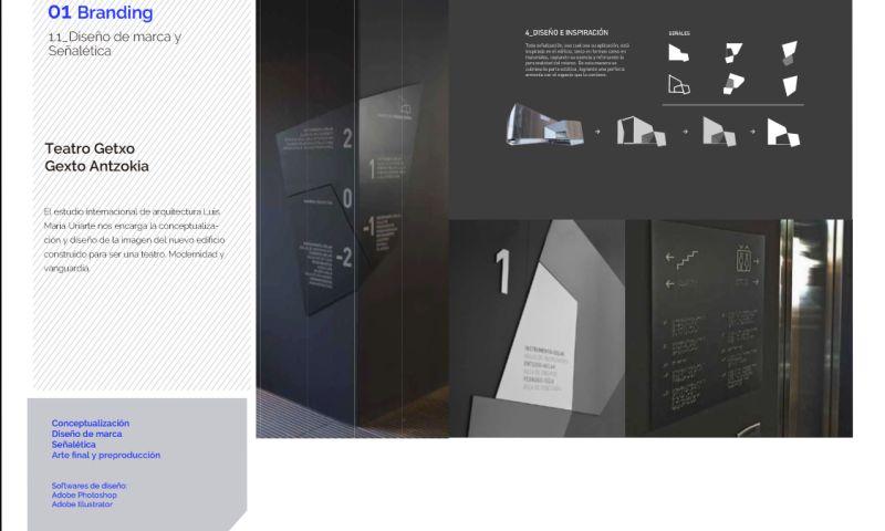 OCR Branding & Digital Agency - GETXO THEATRE