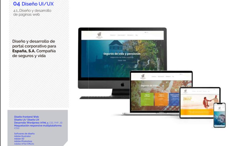 OCR Branding & Digital Agency - ESPAÑA SA