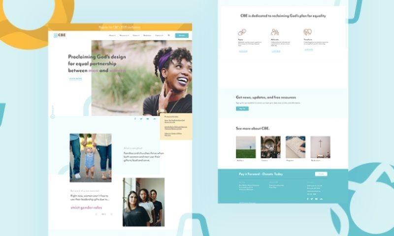 AddWeb Solution Pvt Ltd - CBE International Nonprofit Organization - AddWeb Portfolio