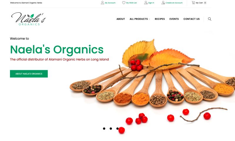 Plitz Corporation - Naela's Organics