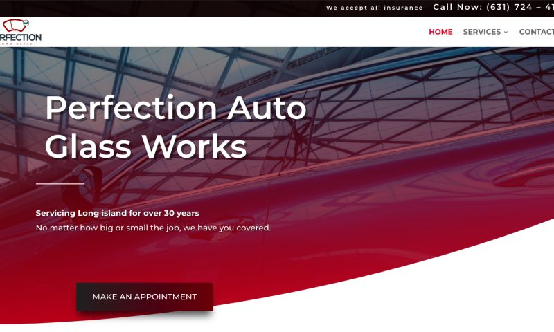 Plitz Corporation - Perfection Auto Glass Works
