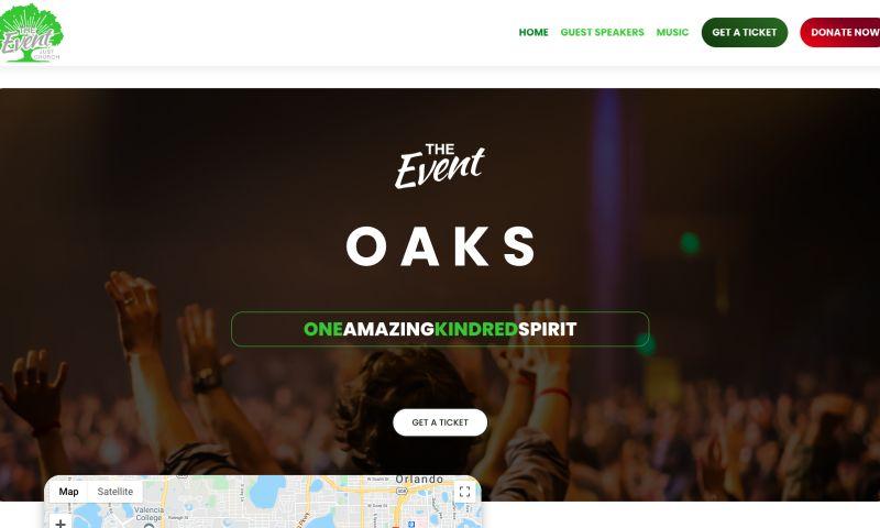 Plitz Corporation - The Event Oaks
