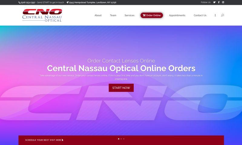 Plitz Corporation - Central Nassau Optical
