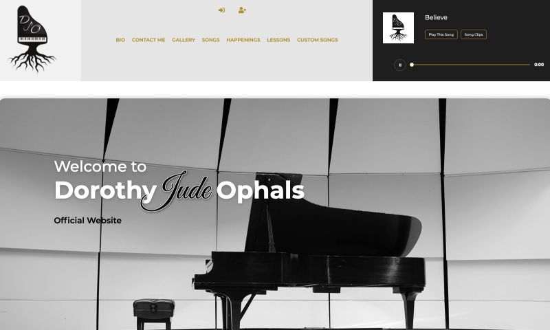 Plitz Corporation - Dorothy Jude Ophals