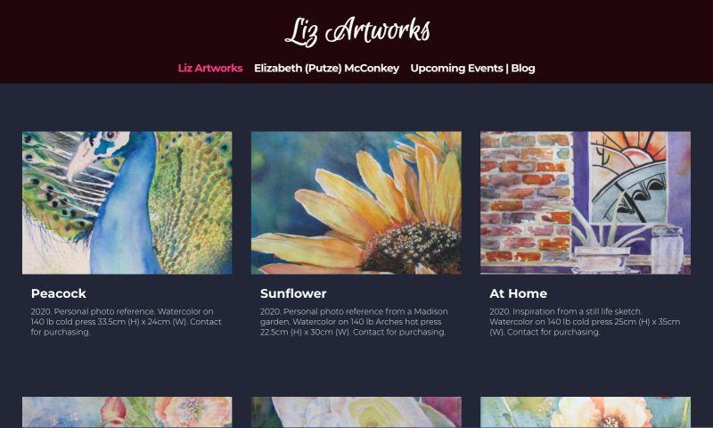 Plitz Corporation - Liz Artworks