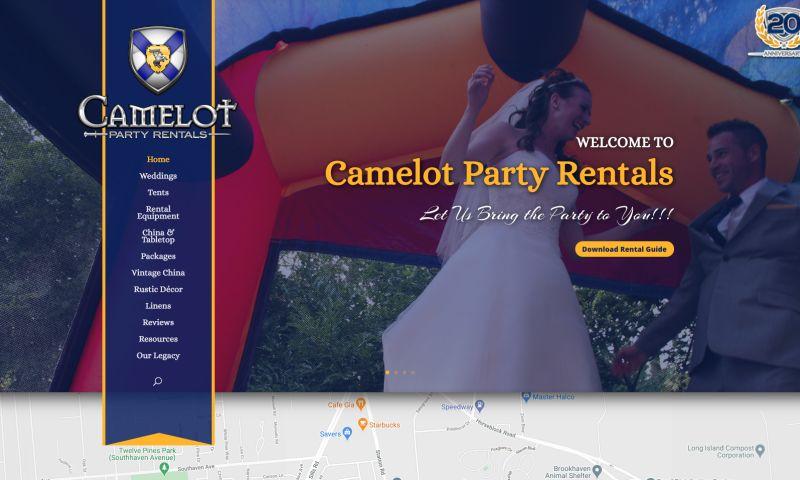 Plitz Corporation - Camelot Party Rentals