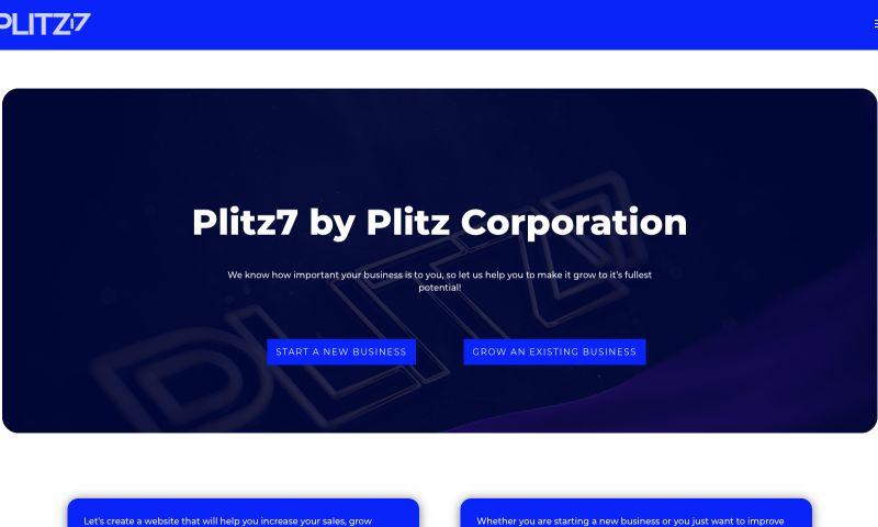 Plitz Corporation - Plitz.Website