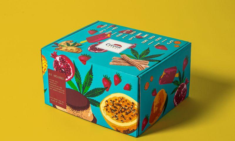Studio GOESTO - Cocina Sensi - Branding and Packaging Design.