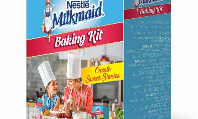 Impresario Promotions - Milkmaid DIY Dessert Kit