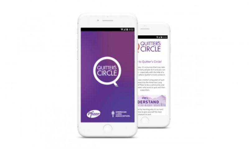 Modus Create - Pfizer Quitter's Circle