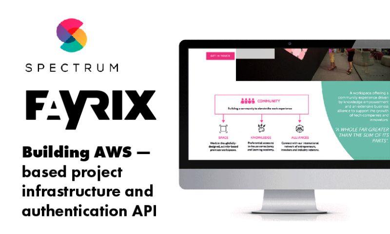 Fayrix Software - FTE developer for infrastructure design