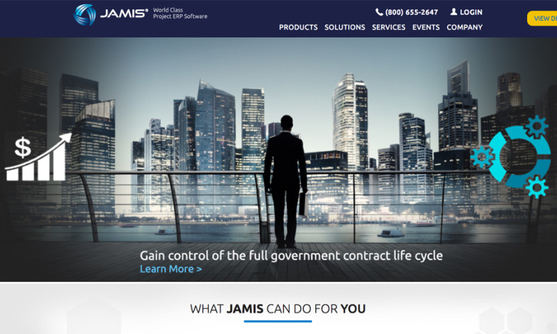 TinyFrog Technologies - Jamis Software