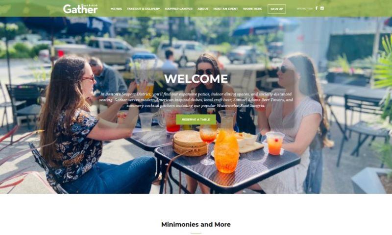 Champ Internet Solutions - Gather Web Design & Dev