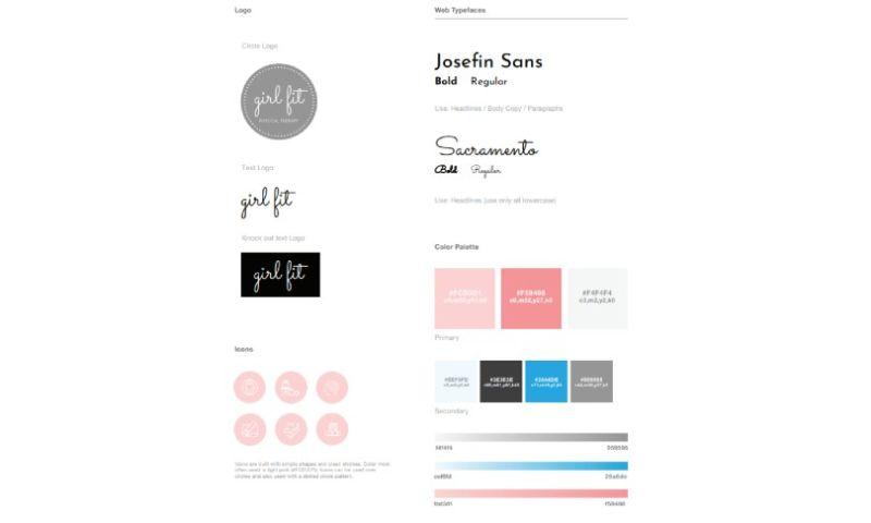 Champ Internet Solutions - Girl Fit - Web Design & Dev