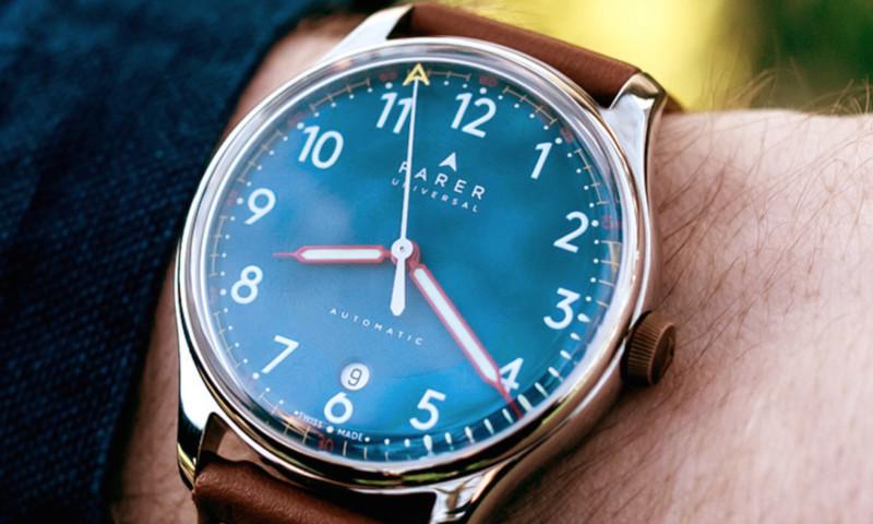 After Digital - Farer Watches