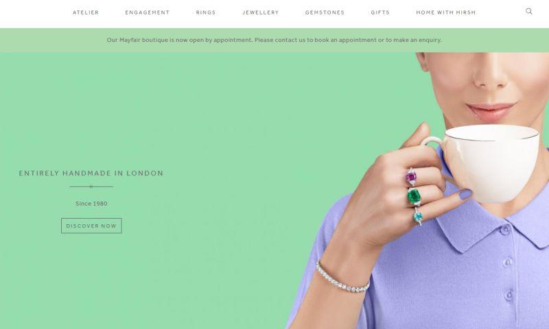 ZealousWeb - HIRSH London - E-commerce Solutions