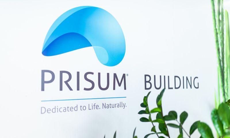 Logo Bigger - Prisum