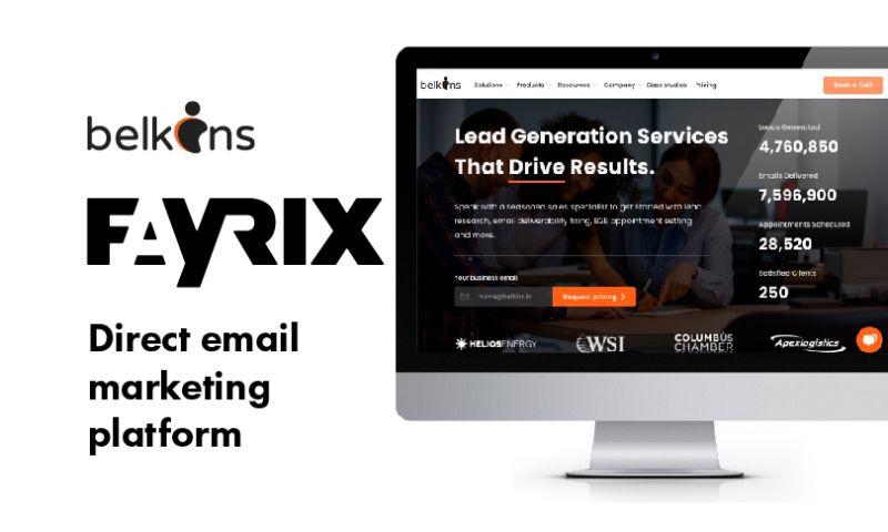Fayrix Software - Direct email marketing platform development