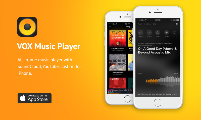 Alty - VOX Music Player