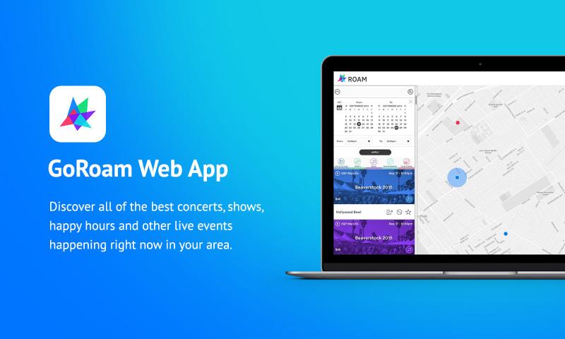 Alty - GoRoam Web App