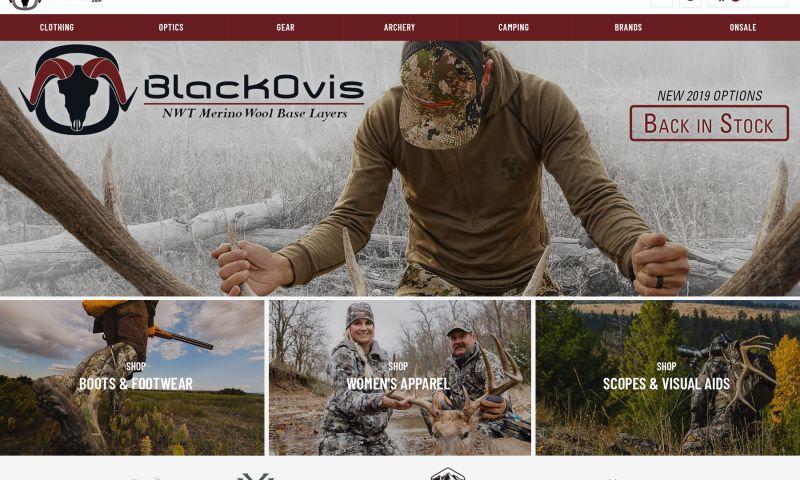 RMG - Black Ovis