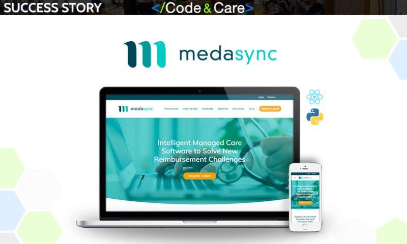 Code&Care - MEDASYNC: centralized case management system