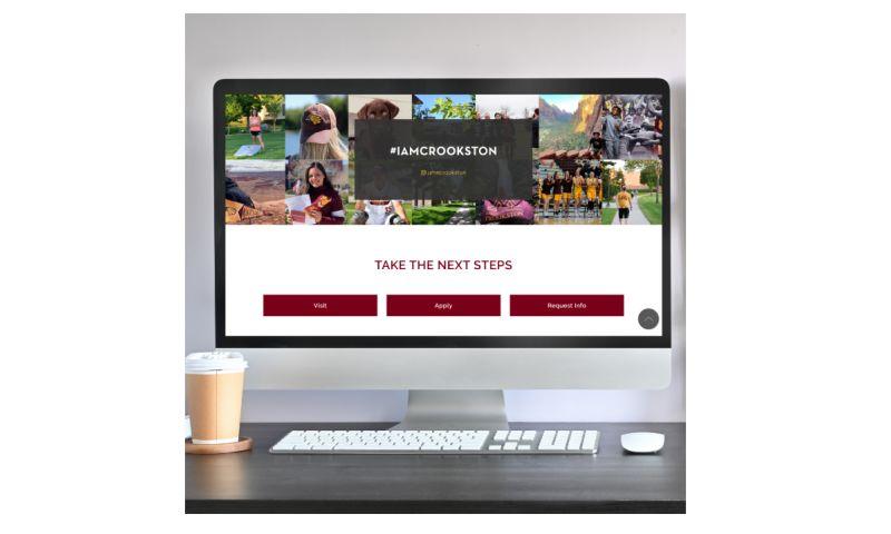 O8 - Website Redesign for University of Minnesota Crookston