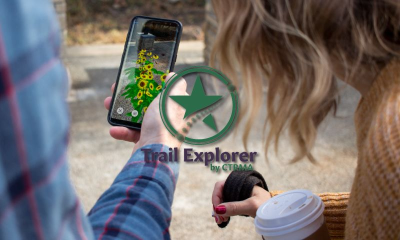 Chocolate Milk & Donuts - Trail Explorer - Augmented Reality Mobile App