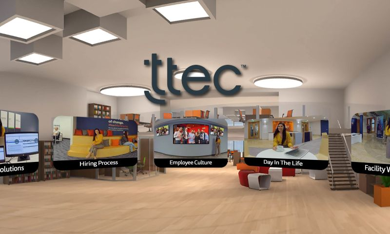 Chocolate Milk & Donuts - Ttec - A Virtual Reality Sales Tool