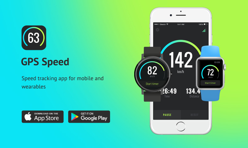 Alty - GPS Speed