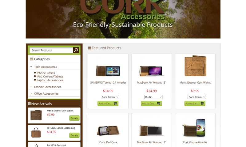 Iris Web Designs - E-commerce Website Design