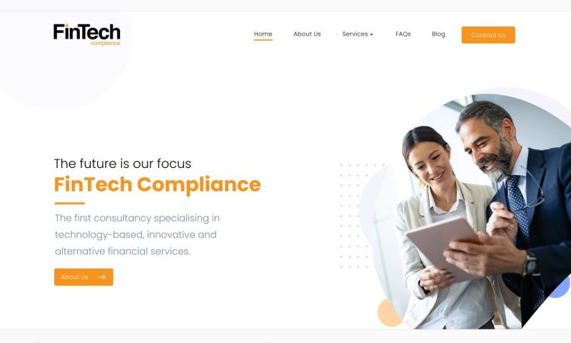 Vibhuti Technologies - Designed Service Based Website