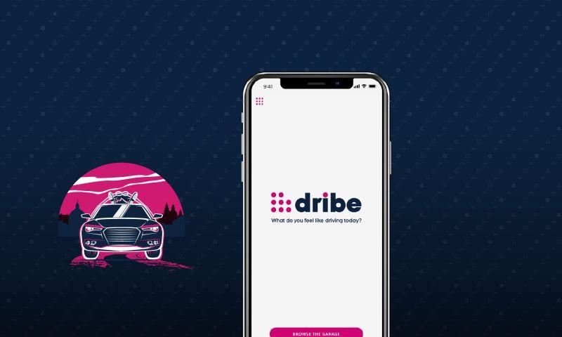 Mutual Mobile - Dribe Car Subscription App