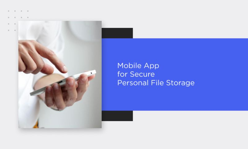 Jelvix - Cloud Storage App for Android and iOS