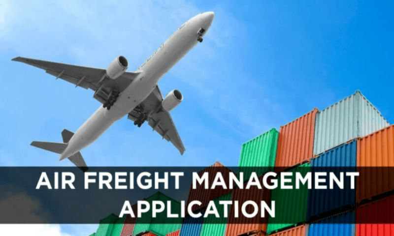 VironIT - Air Freight Management Application