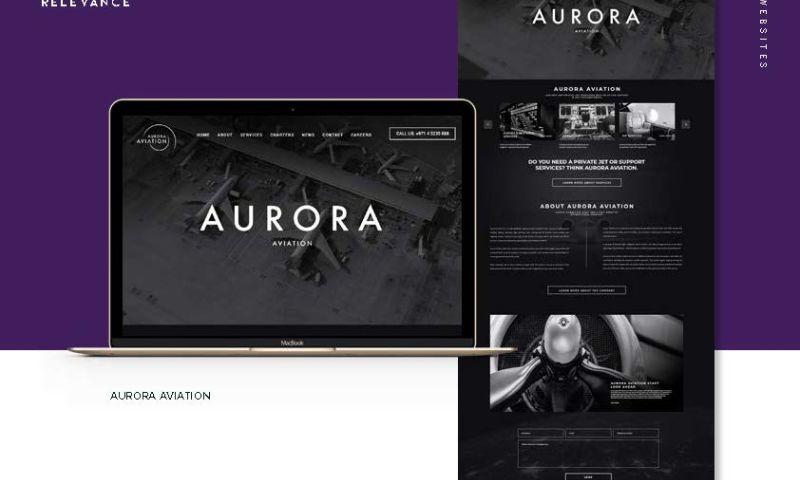 Relevance - Aurora Aviation