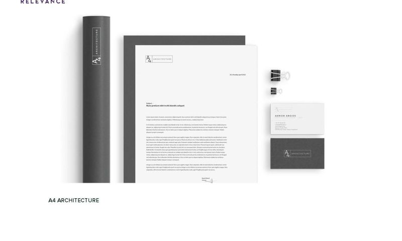 Relevance - A4 Architecture