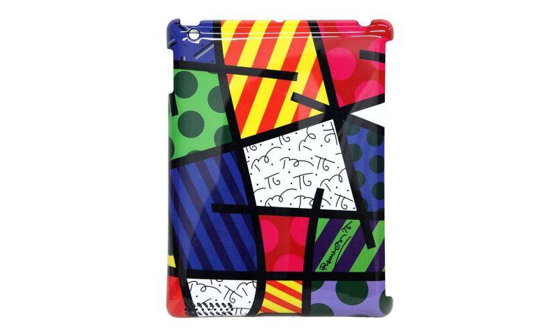 Shark Design - Romero Britto iPad case