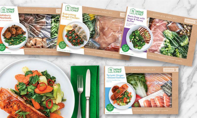 PKG Brand Design - Home Chef