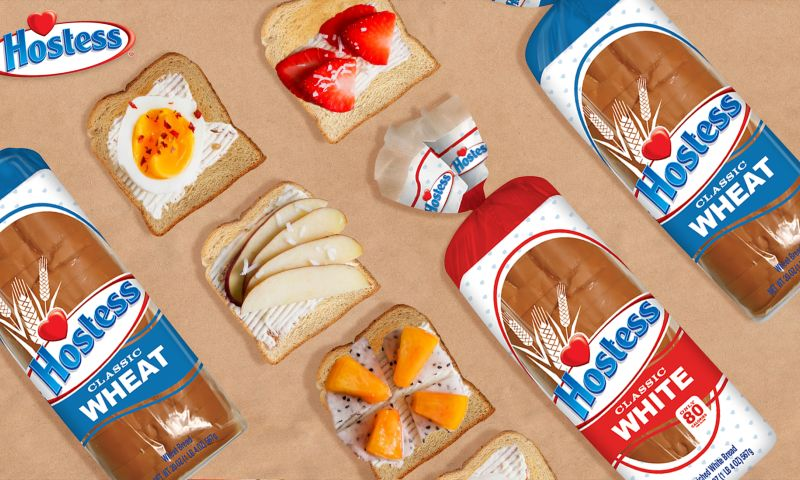 PKG Brand Design - Hostess Bread