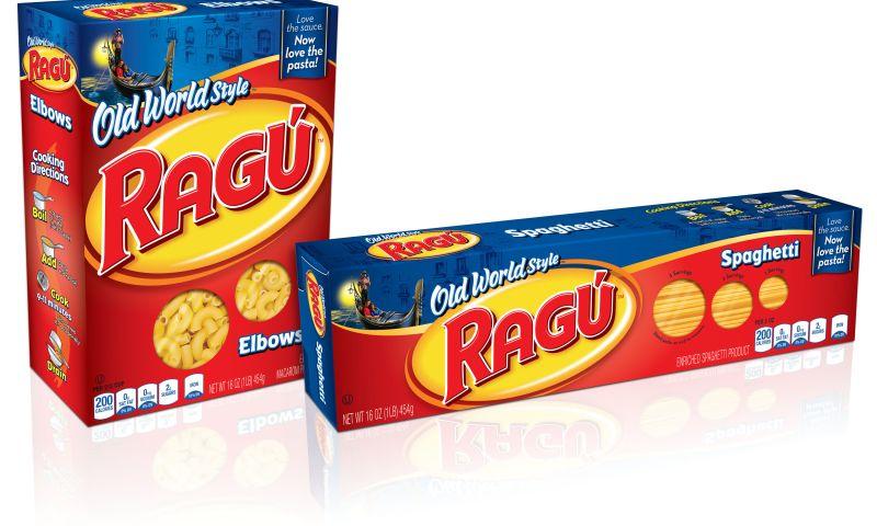 PKG Brand Design - Ragu Pasta